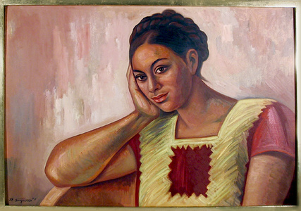 Mujer de Juchitan