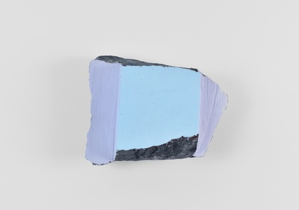 Cut rock