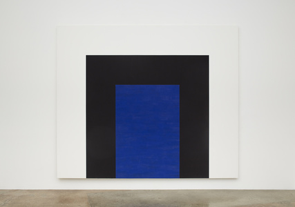 Untitled (Blue Double Arch)
