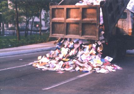 Una tonelada de libros