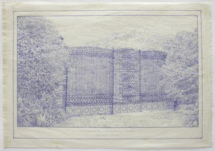 La Puerta del Partenón de Durazo