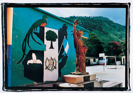 Guatemalan Liberty (Liberated Guatemalteca) Panajachel, Guatemala
