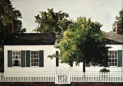 The McVicar House, 1848