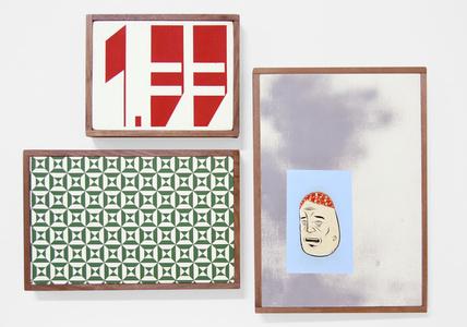 Untitled Cluster (3 Panels)