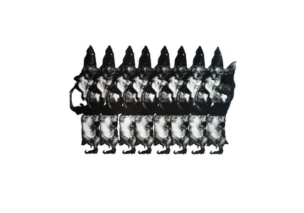 judges  | 5/12 | lithography  | 53x78 cm editon number 5