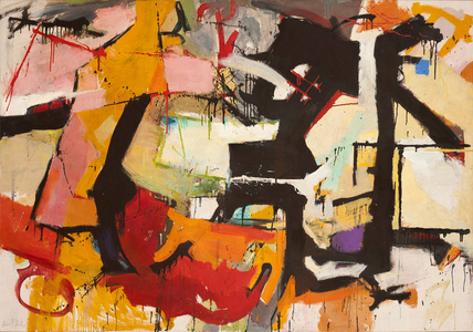 Abstract Force: Homage to Franz Kline