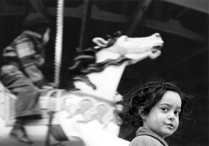 Gypsy Girl and Carousel