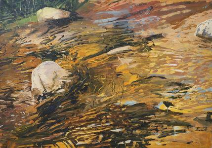Stream Near Cundiyo: Rocks and Water #2
