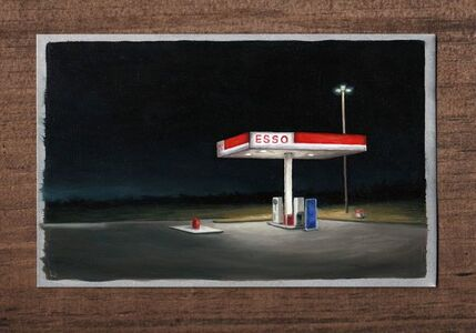 Late Night Fill Up