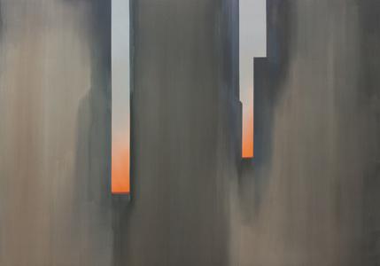 In Absentia (Horizon Orange - Shadow Grey)