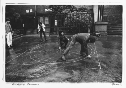 Richard Serra, The 10th Tokyo Biennale '70 - Between Man and Matter, Tokyo Metropolitan Art Museum, May, 1970