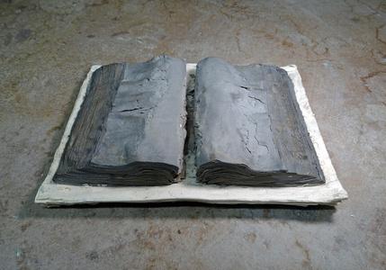 Stacked Books II