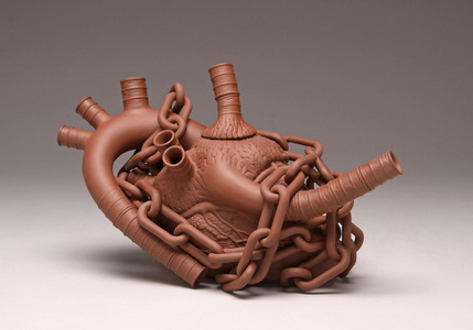 Heart Teapot: Petrol Hostage