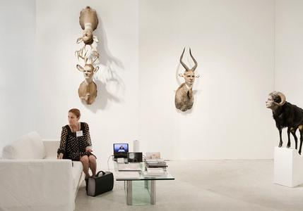 Art Fare: Claire Oliver Gallery