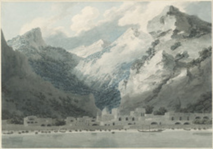Cetara on the Gulf of Salerno