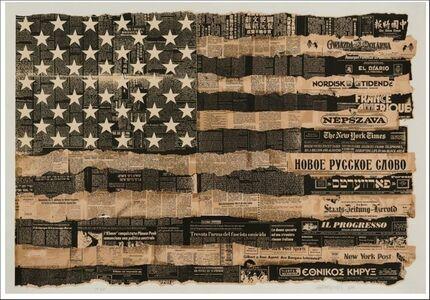 America the Melting Pot 1976