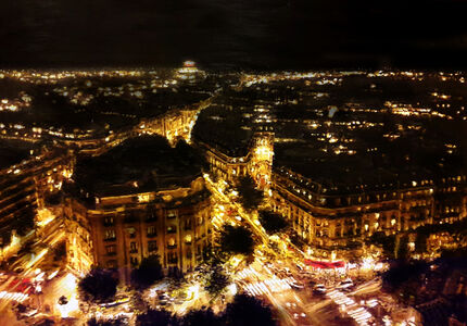 (ATH) Paris Night