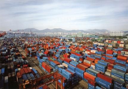 Hanjin Gamman Port, Busan
