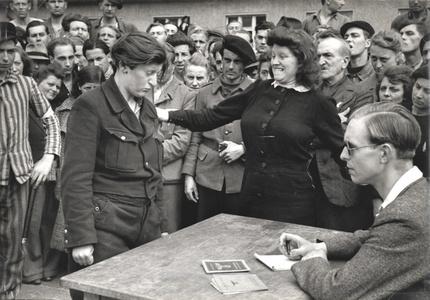 Gestapo Informer Identified, Dessau, Germany