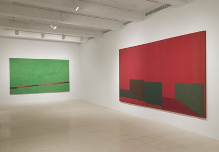 John Hoyland: Stain Paintings 1964 –1966