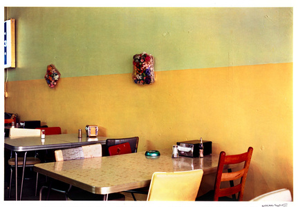 Untitled (yellow  café)