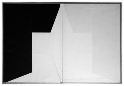 "S/T (carpeta ""Doce Cabezas"", de Luís Seoane)    Untitled (empty binder of Luis Seoane's portfolio ""Twelve Heads"")"