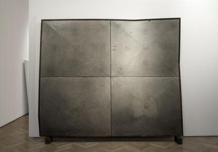 Untitled (Folded Gate)