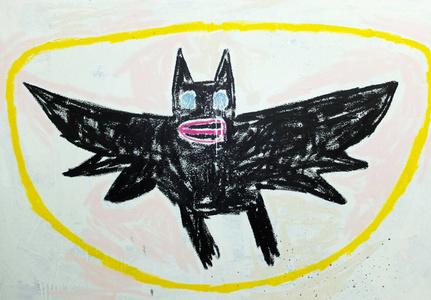 Bat in Salem