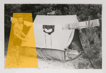14) Pitching Tent