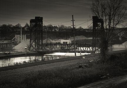 Cuyahoga River Lift Bridge