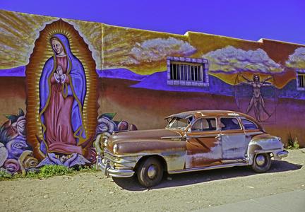 Santa Fe Sled