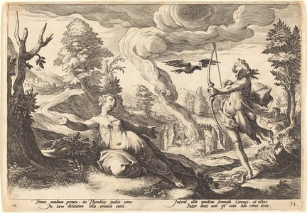 Apollo Killing Coronis