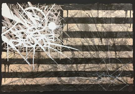 Flag 2010 (Black/White)