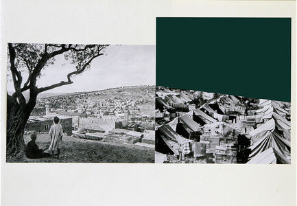 Untitled 10 from Archaeology of Occupation series