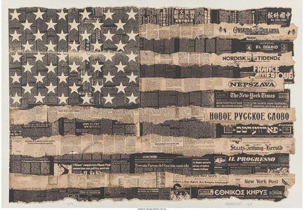 Melting Pot 1976 (The United States is the Melting Pot, or Meltin Pot of America)