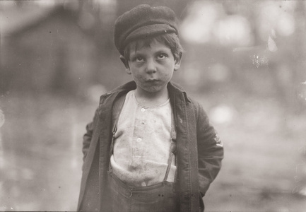 Street Kid, New York City, New York