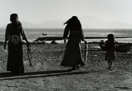 Mujeres seris, Desierto de Sonora, México