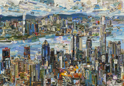 Hong Kong Postcard (Postcards from Nowhere)