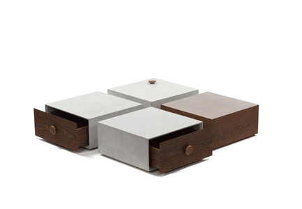 """Secreta"" Coffee Table"