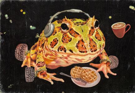 Life Gladiator – Tasting Frog