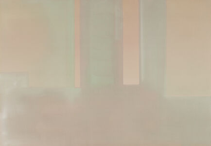 In Absentia (Pale Pink - Misty Green)