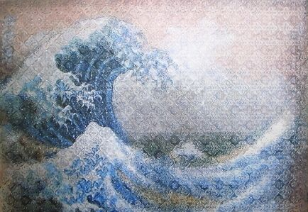 About The Great Wave off Kanagawa