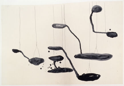 Untitled (Hanging Puddles)