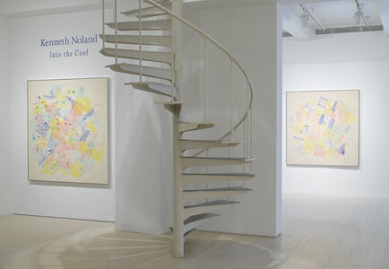 Kenneth Noland: Into the Cool
