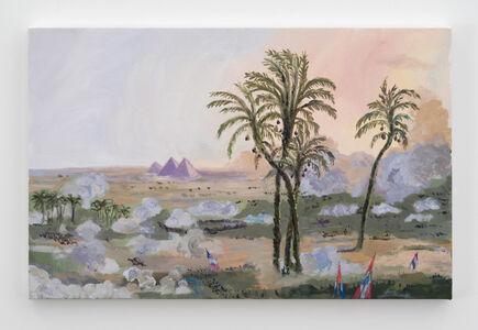 Sandstorm on the Nile