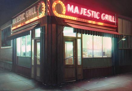 Majestic Grill #5