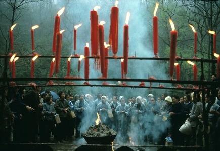 Qing Ming Festival, Hangzhou, China