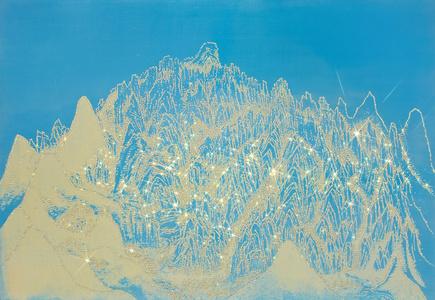 ARTIFICIAL LAND- SCAPE- Mountain Emerald