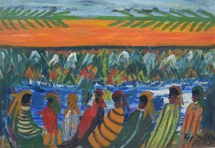 Crossing River Jordan