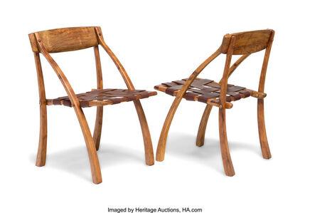 Pair of Wishbone Chairs